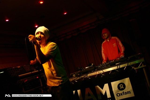 The Asbo Kid (James Atkin, EMF) at Boxjam '07