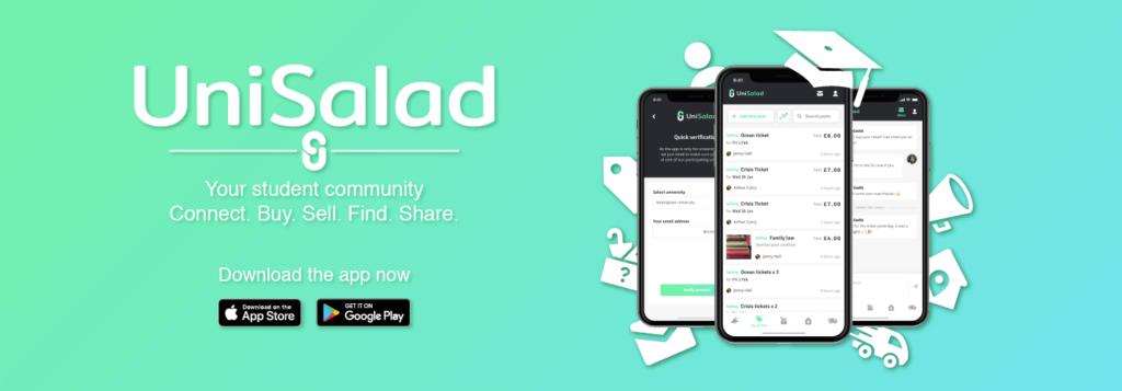 UniSalad - Your student community app